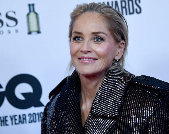 SHARON STONE RECALLS NEAR DEATH EXPERIENCE AFTER 2001 STROKE