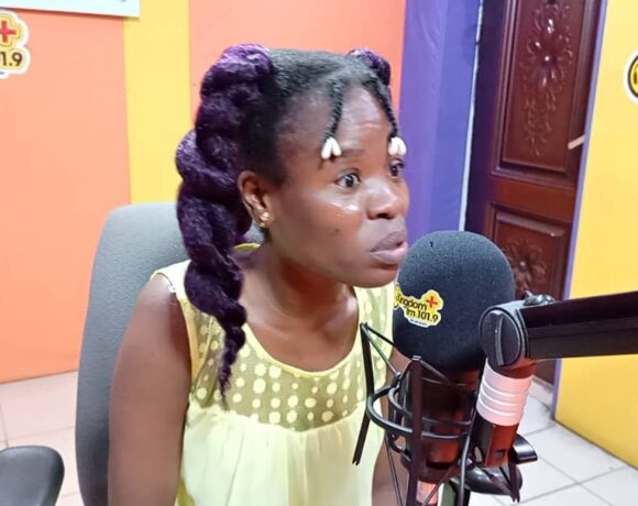 THE VERY LADY THAT CAUSED KABA'S DEATH CRIED THE MOST AFTER HIS DEMISE- OHEMAA WOYEJE CLAIMS