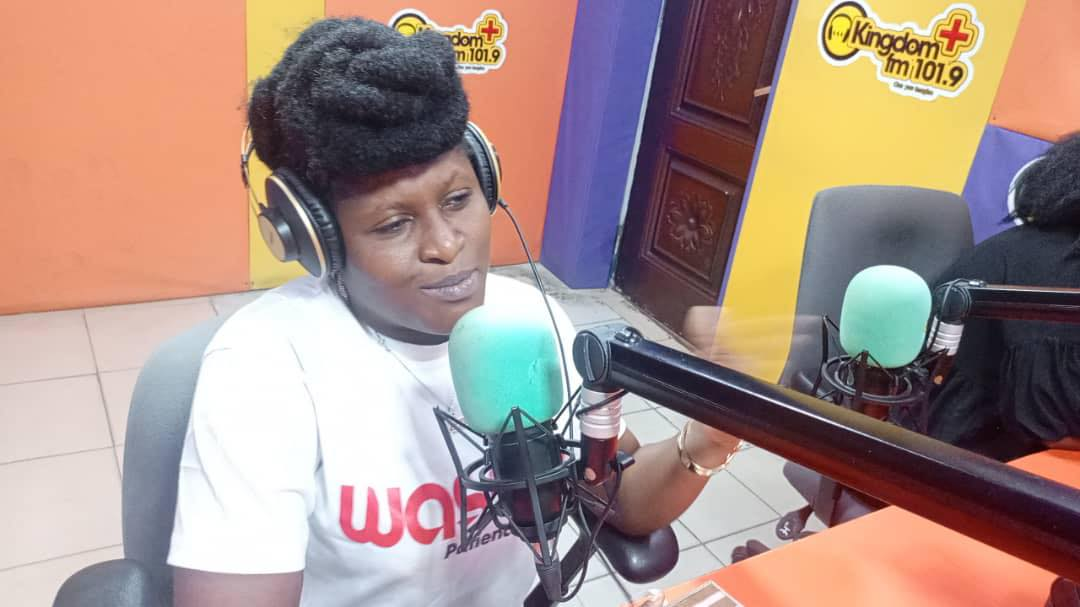 I WAS APPLAUDED BY MY COLLEAGUES FOR TELLING JOE METTLE THE BITTER TRUTH - PATIENCE NYARKO