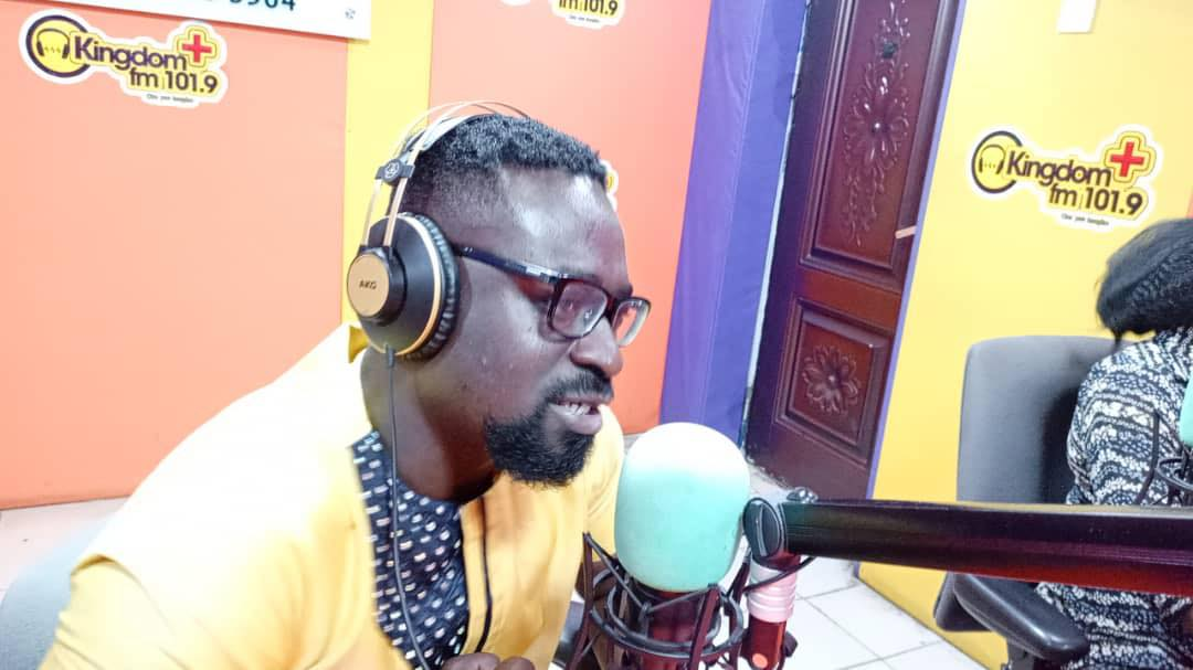 SOME PEOPLE IN THE CREATIVE ARTS INDUSTRY TRIED TO BRING ME DOWN BECAUSE OF MY STYLE OF BLOGGING - KOBBY KYEI REVEALS