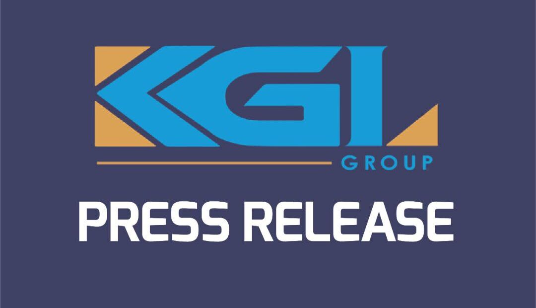 The management of KGL Technology Limited, a licensed online lotto marketing company responsible for the operation of *959#, the official short code of NLA has
