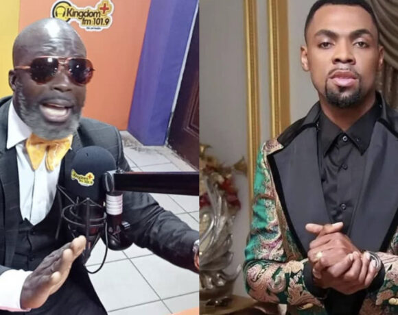 NO MAN CAN BRING HIM DOWN- PROPHET KUMCHACHA THROWS HIS SUPPORT FOR REV OBOFUOR
