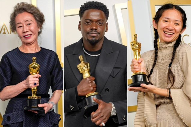2021 Oscars: 'Nomadland' wins top prize, see complete list of winners