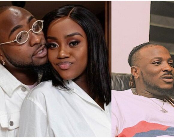 I DID NOT HAVE SEX WITH DAVIDO'S CHIOMA - PERUZZI REVEALS