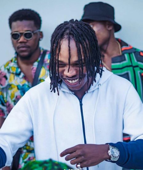 NAIRA MARLEY REACTS TO BACKLASH OVER COMMENT ON SLEEPING WITH MOTHER, DAUGHTER