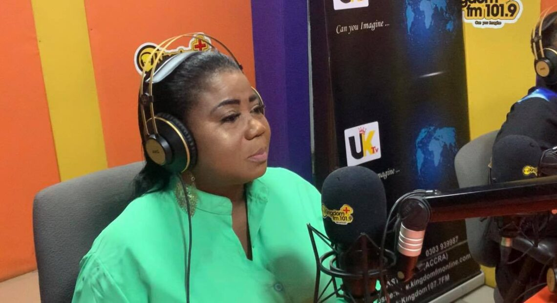 Wearing Makeup And Wig Is Not A Sin - Abena Serwaa Ophelia