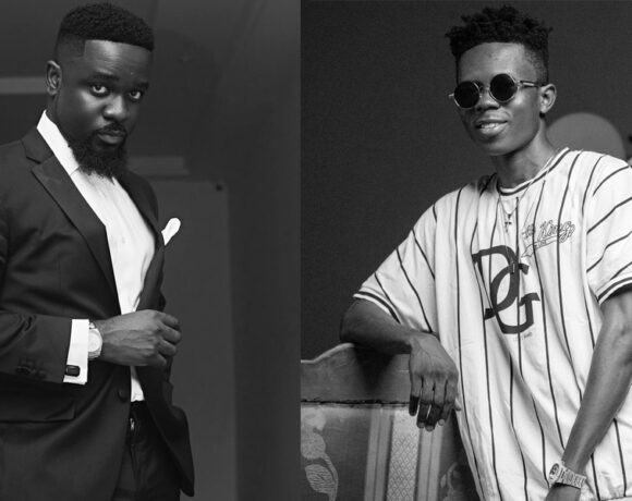 Sarkodie Tried, But His Strength Wasn't Enough – Strongman