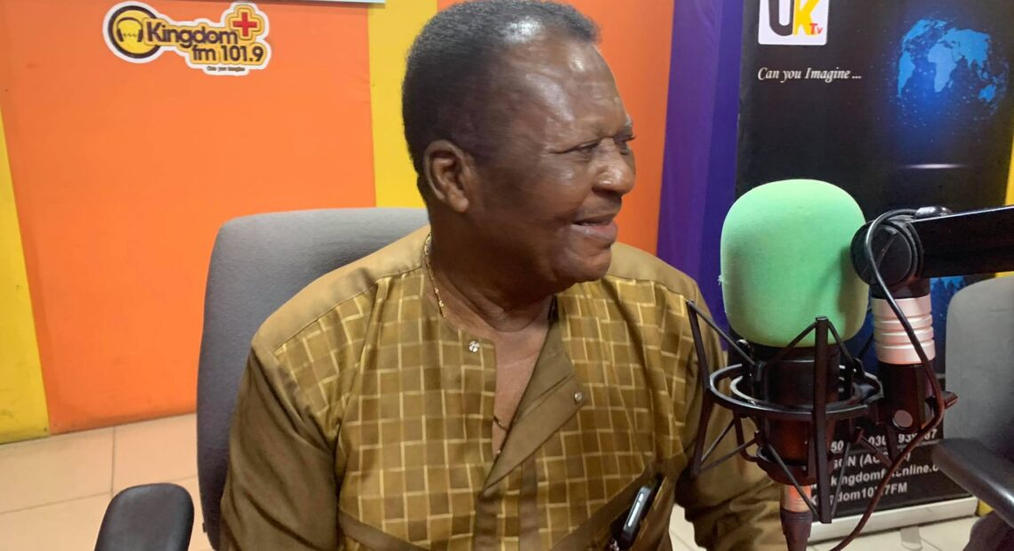 I escaped beatings in the North over 'Atia' song - A. B. Crentsil