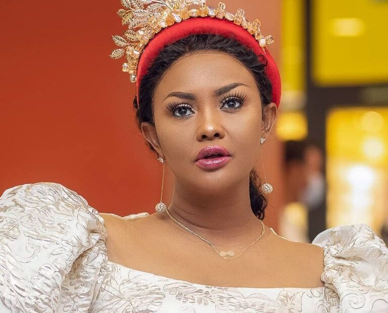 Remember me in your prayers – Mcbrown pleads with fans as she heals from accident