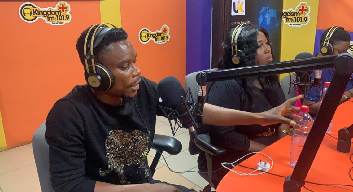Female Celebrities Who Are Fond Of Beefing On Social Media Are Villagers - Nana Hoahi Reveals